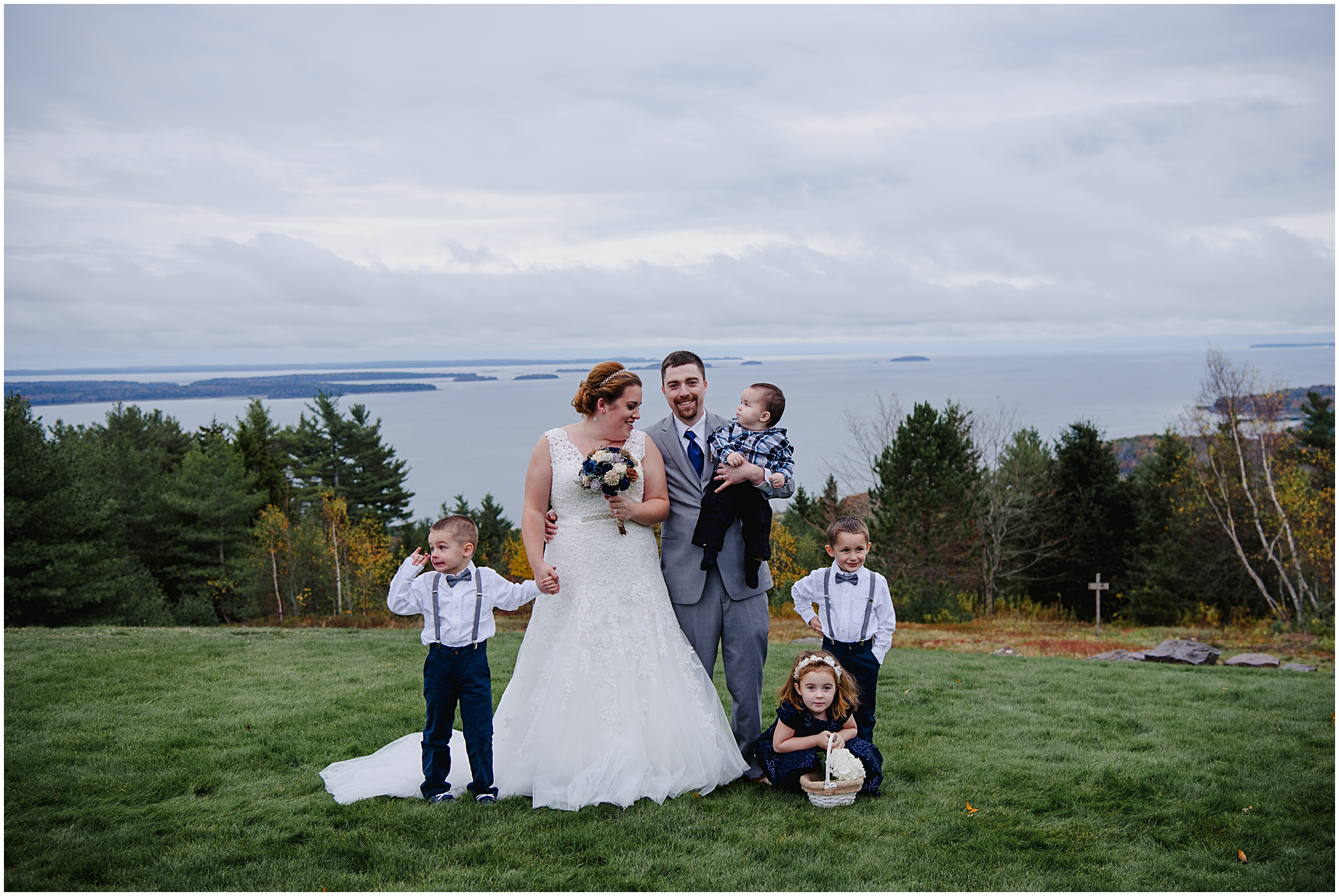 Maine wedding photographer, New England wedding photographer, Maine elopement Photographer