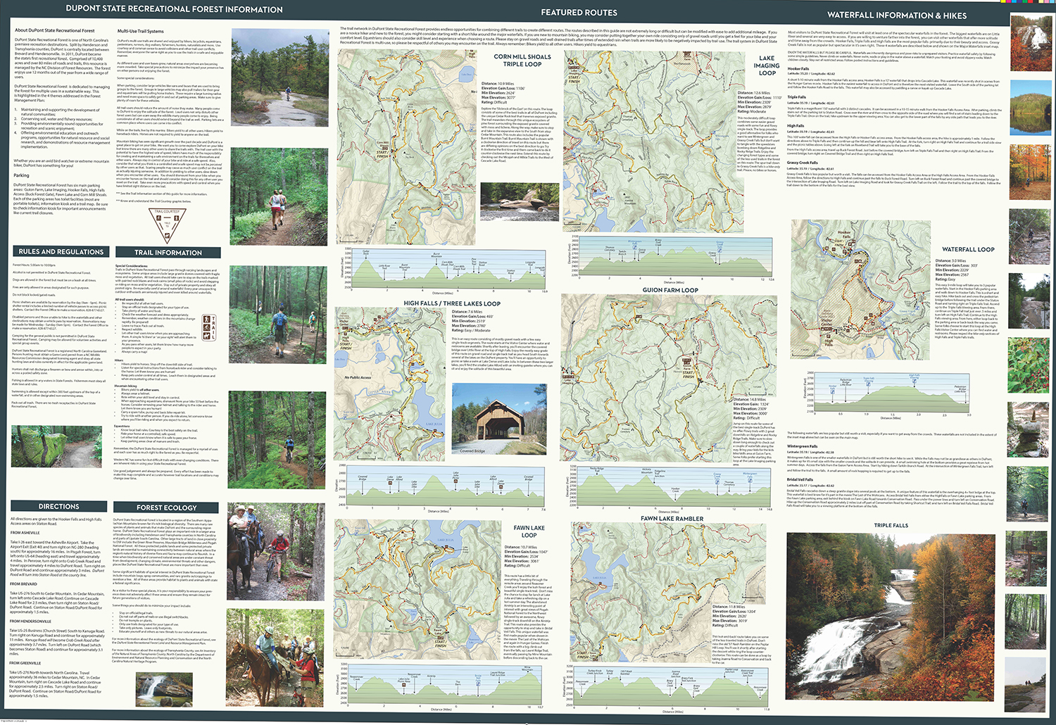 DuPont State Recreational Forest — Pisgah Map Co. on facebook map, el malpais national monument map, blue ridge mountains map, lake james state park map, art loeb trail map, great smoky mountains national park map, blue ridge parkway map, la chua trail map, panthertown valley map, french broad river map, brevard college map, dupont trails nc, dupont national forest waterfalls map, linville gorge map, sliding rock map, daniel boone scout trail map, panem map, new river state park map, conecuh national forest trail map, bighorn national forest trail map,