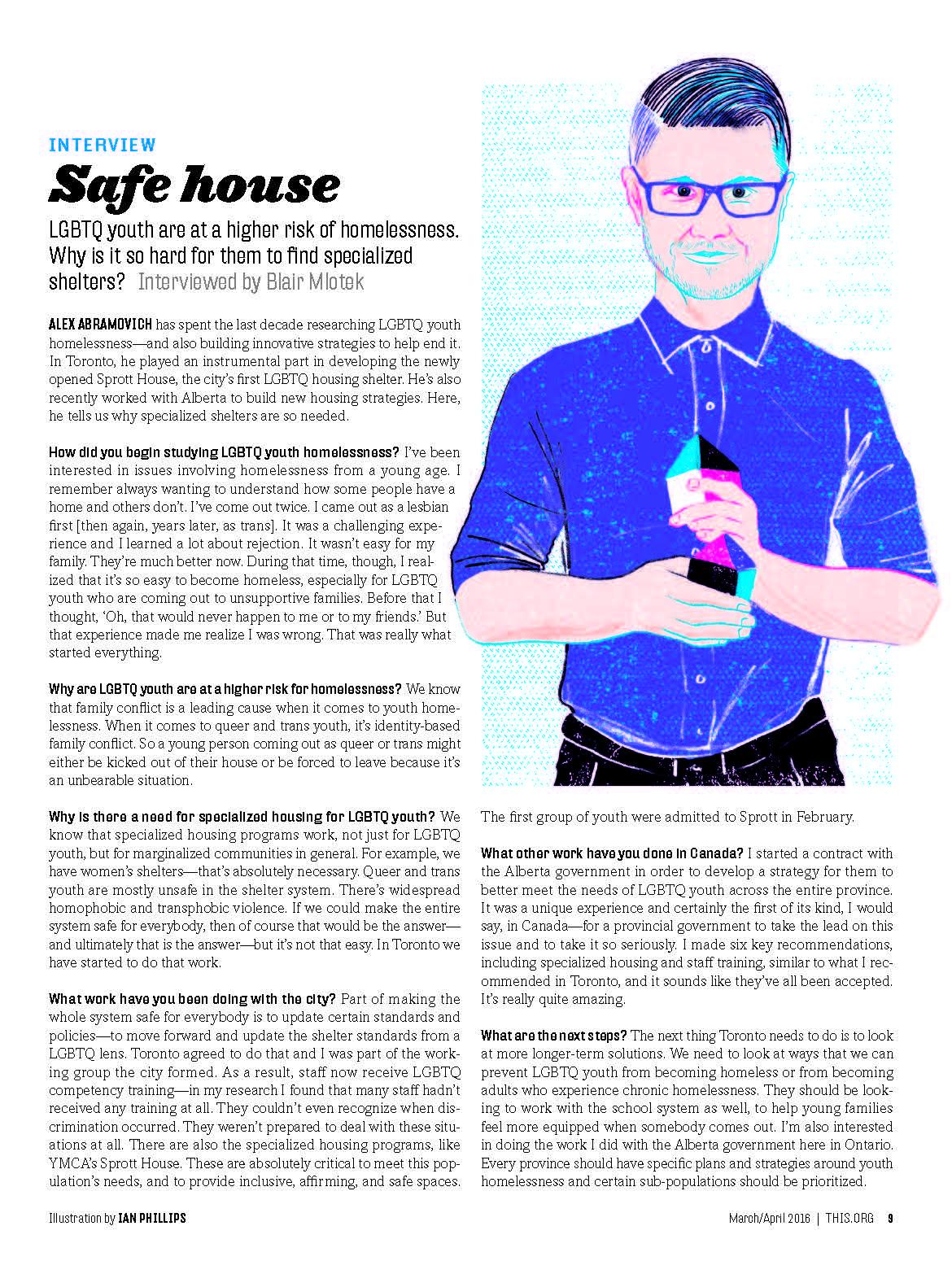 This magazine - Safe HouseIn conversation with Alex Abramovich