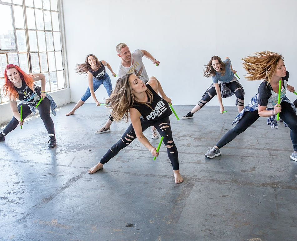 Inside Fitness Women - If You Haven't Tried it Yet, We Say Give POUND a Go!