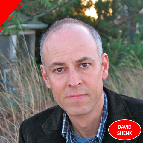 David Shenk, American Writer