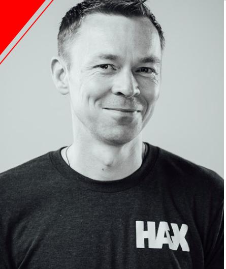 Cyril Ebersweiler, HAX