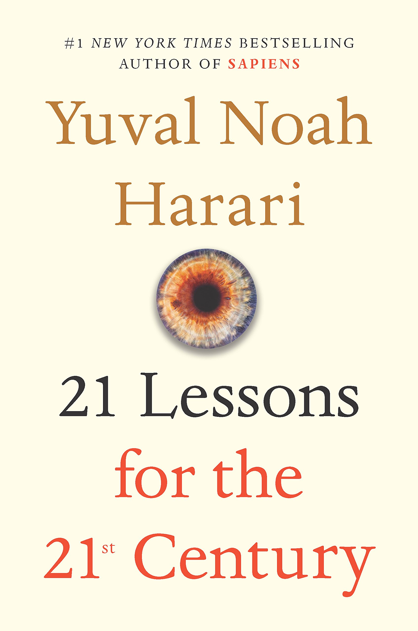 Yuval Harari's 21 laws for the 21st Centry UCOT BOOKS.jpg