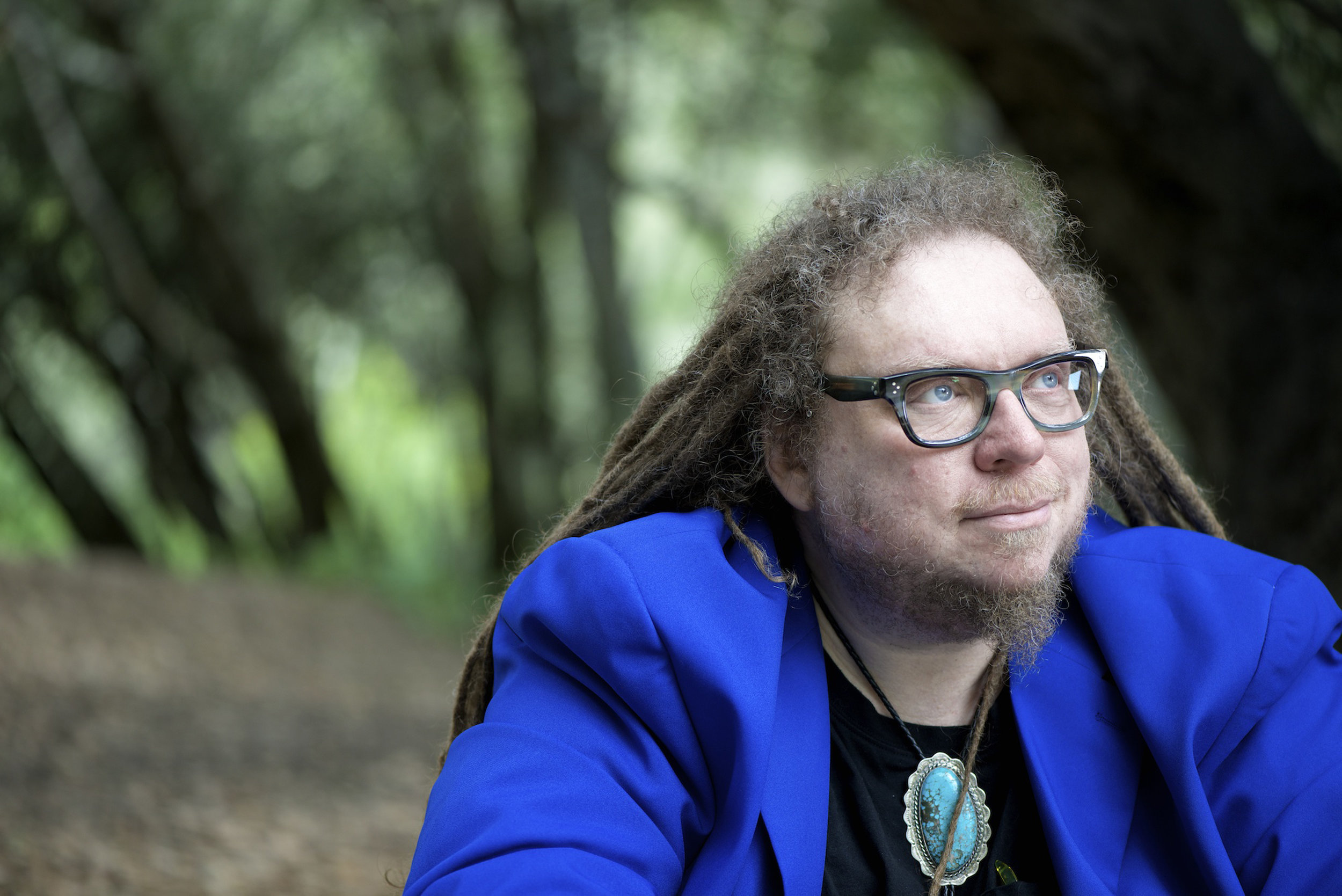 Jaron Lanier - JARON is a 2010 TIME100 Thinkers. He is one of the leading philosophers of the digital age. He is a computer scientist, a musician and an author best known for his pioneer work in virtual reality and his advocacy of humanism and sustainable economics in a digital context.