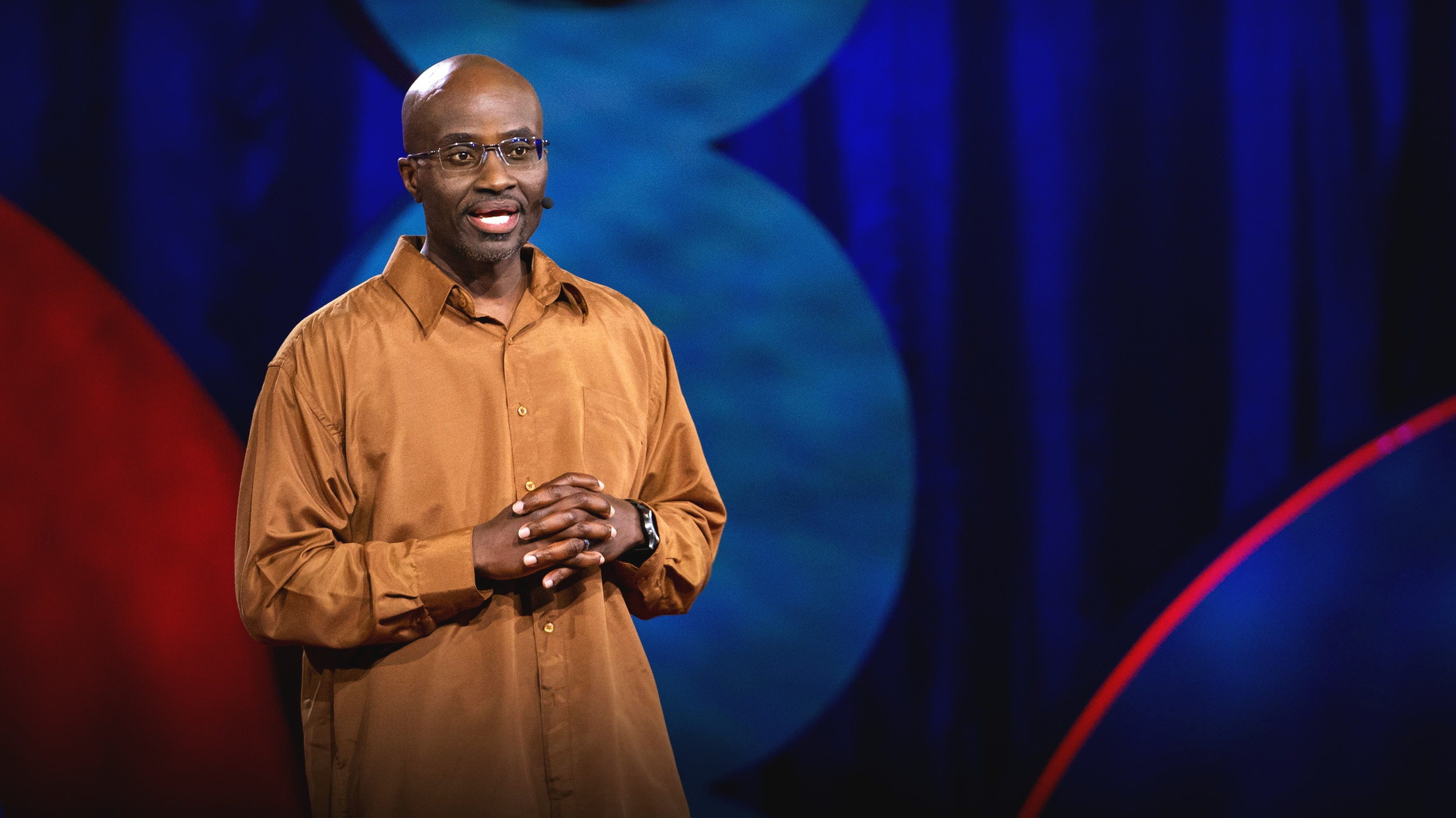 Eldra Jackson III - Educator Eldra Jackson III explores the dangers of toxic masculinity and what it means to create a new image of a whole, healthy human in a digital age.