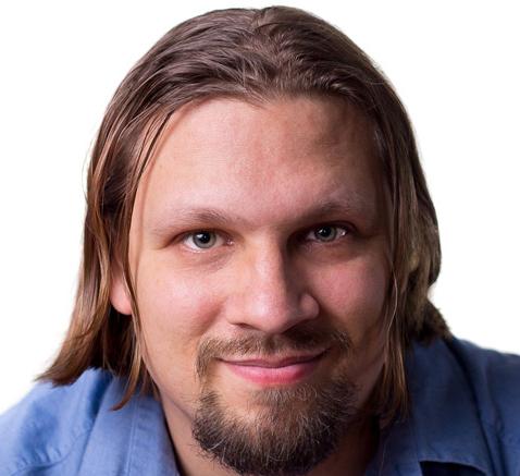 Peter Haas is the Associate Director of the Brown UniversityHumanity Centered Robotics -