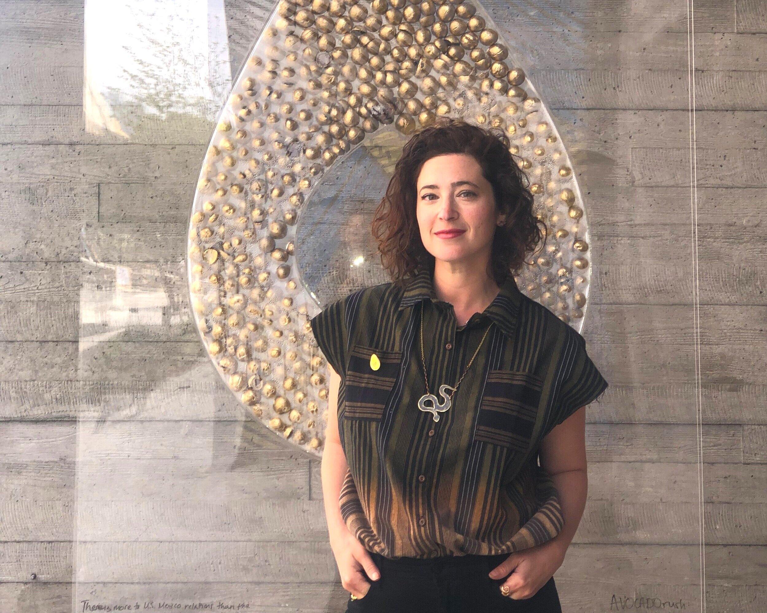 Erica Berger - Los Angeles based award-winning journalist, media entrepreneur, artist, investor, and Kundalini yoga and meditation teacher.