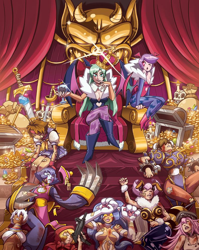 Capcom Fighting Tribute (UDON)