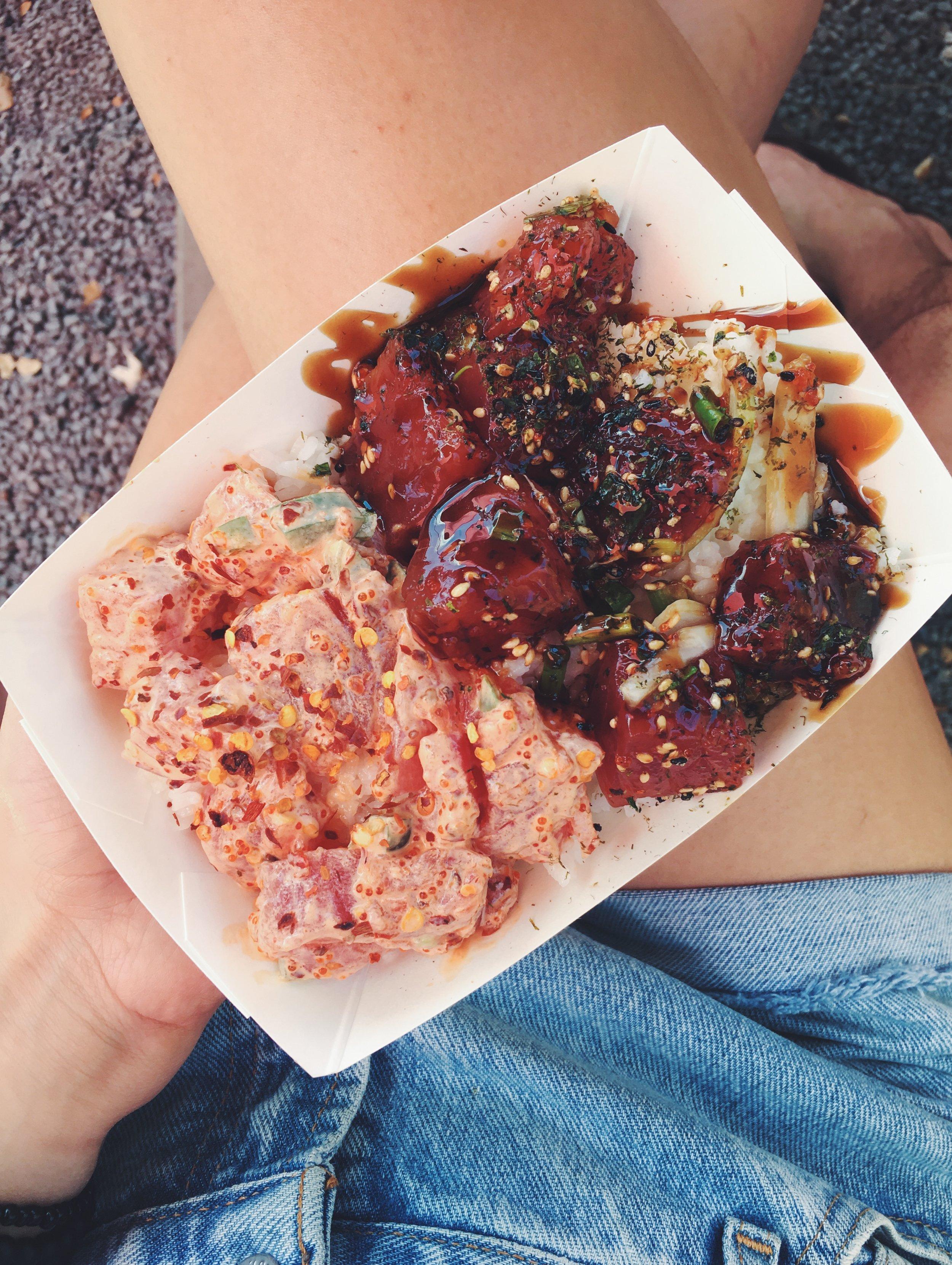 south maui fish co poke