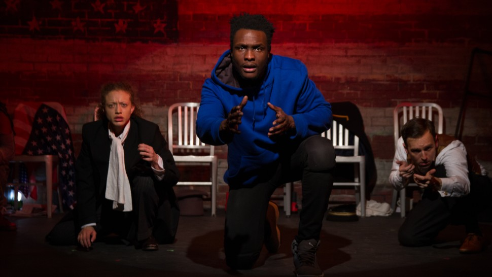"""""""Award-winning play kicks off its limited run at 13th Street Repertory"""" - PLaybill is getting excited about seeing this show!! You should be too!!"""