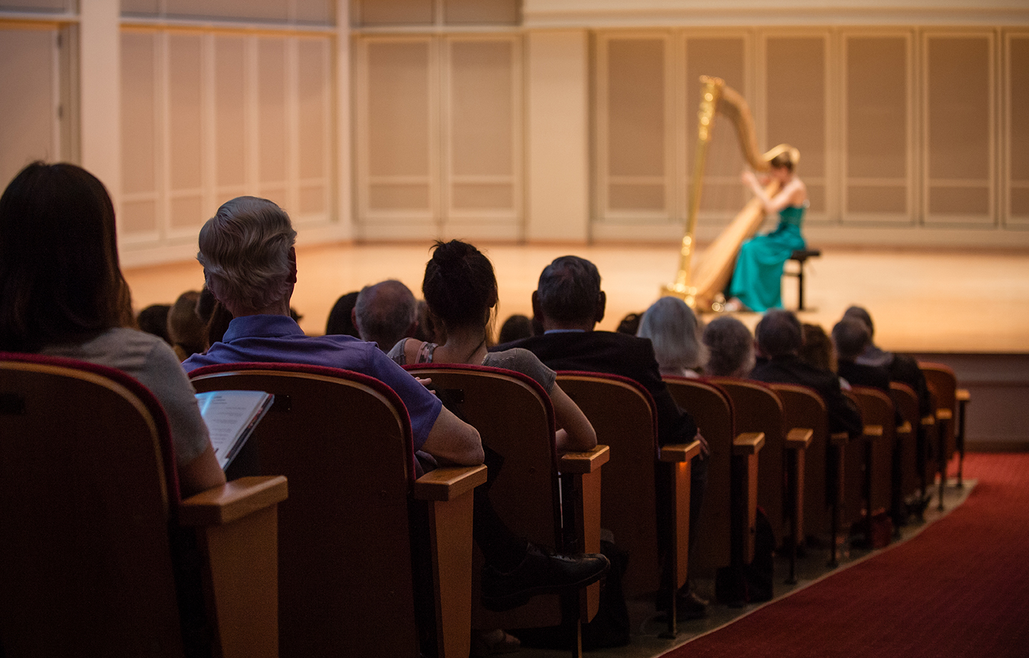 Usa International Harp Competition