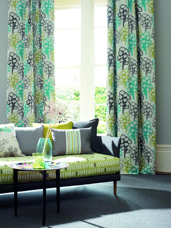 James Dunlop textiles Mariken 1