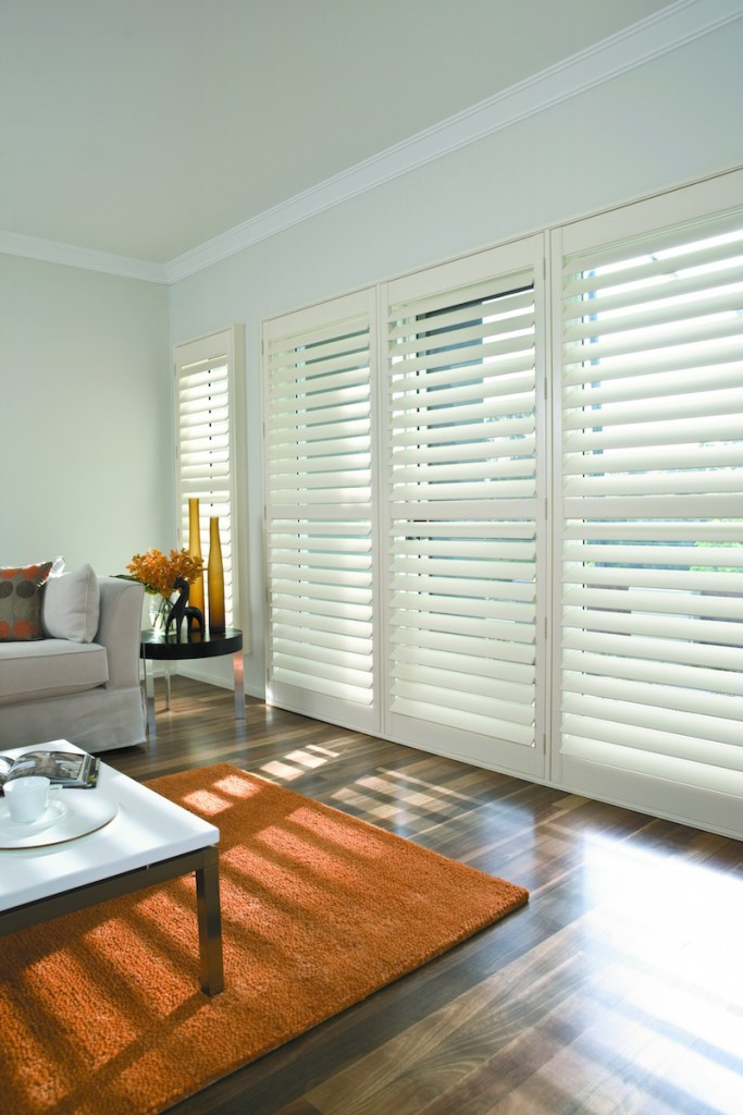 Luxaflex CountryWoods Timber Shutters