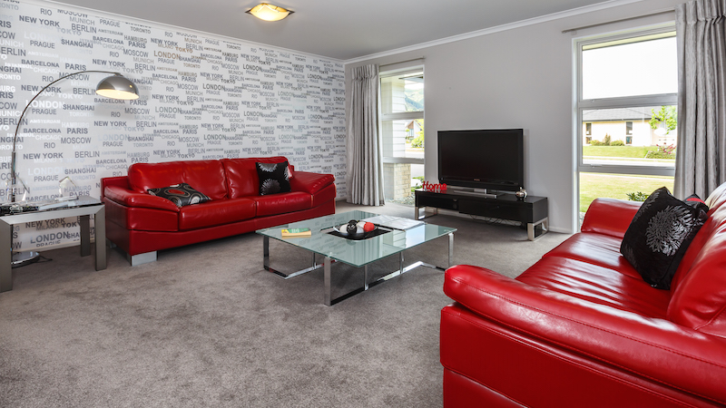 Milestone homes 1 lounge