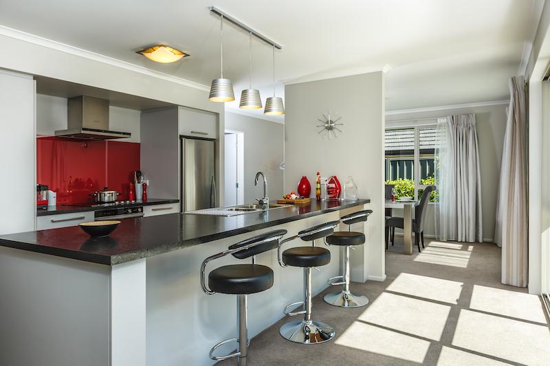 Milestone homes 1 kitchen