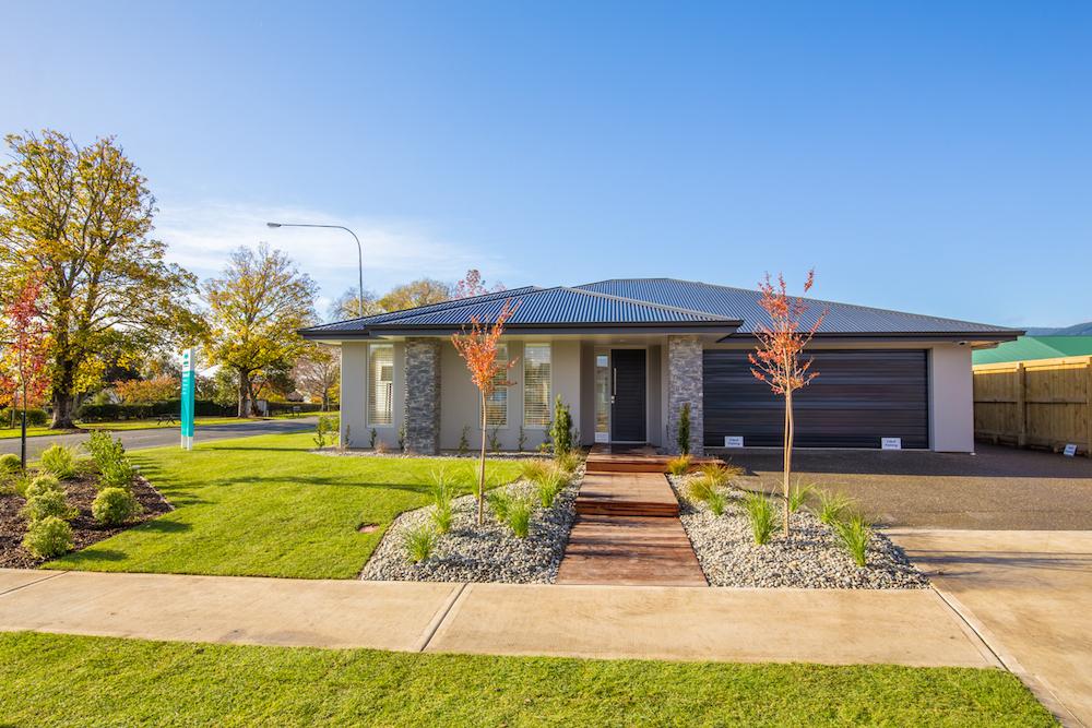 Milestony home outside 2