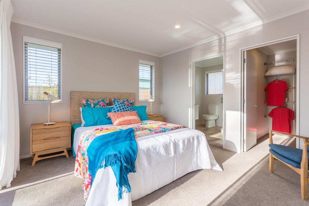 Milestone homes bedroom 2