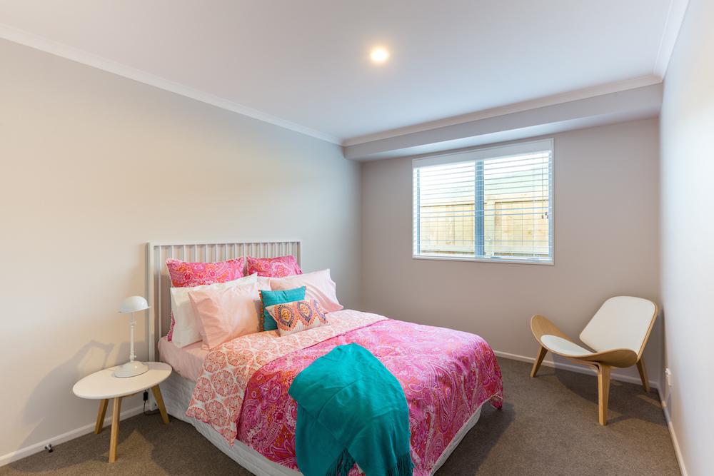 Milestone homes bedroom 3