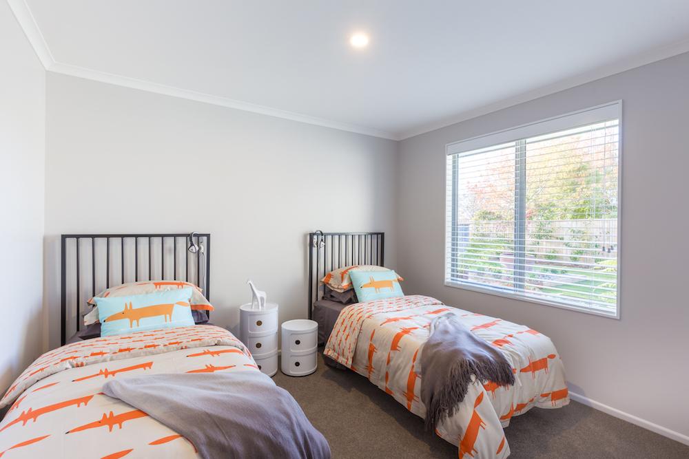 Milestone homes bedroom 4