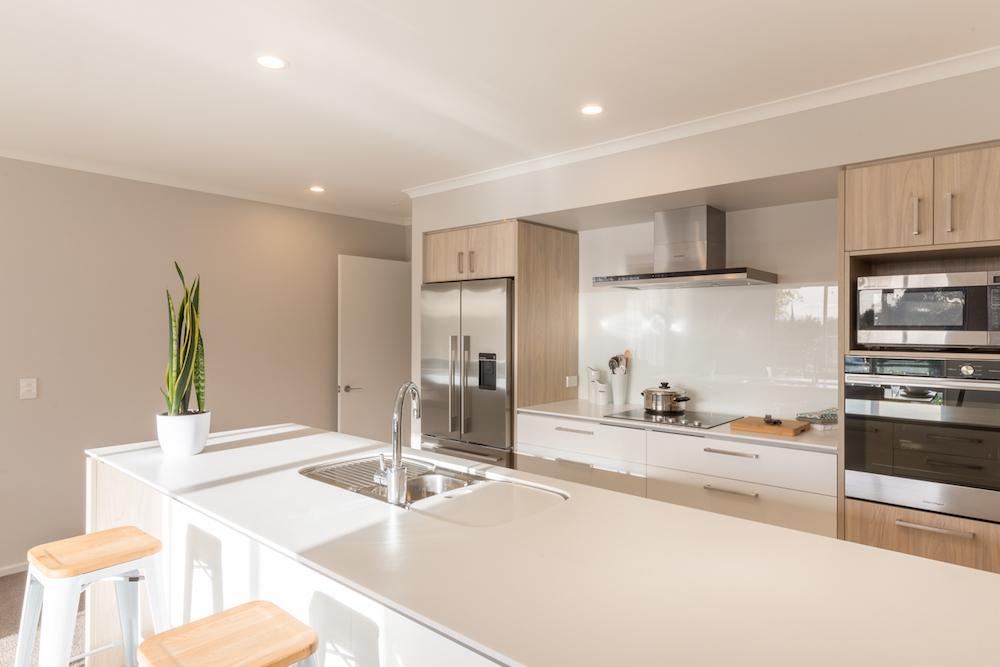 Milestone home kitchen 3