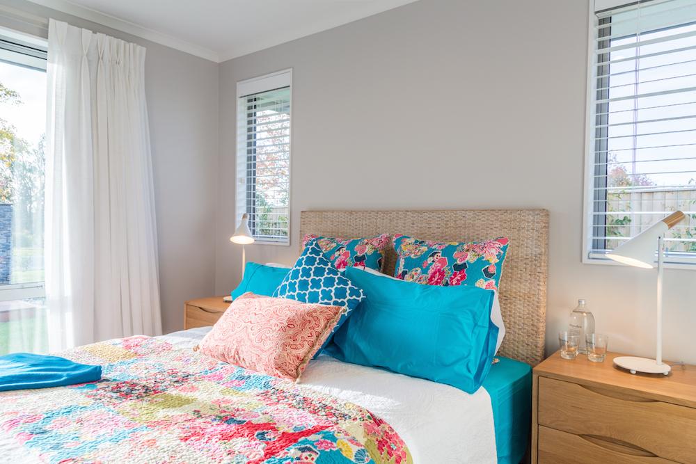 Milestone homes bedroom 5
