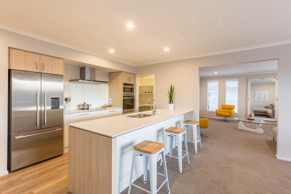 milestone homes kitchen 4