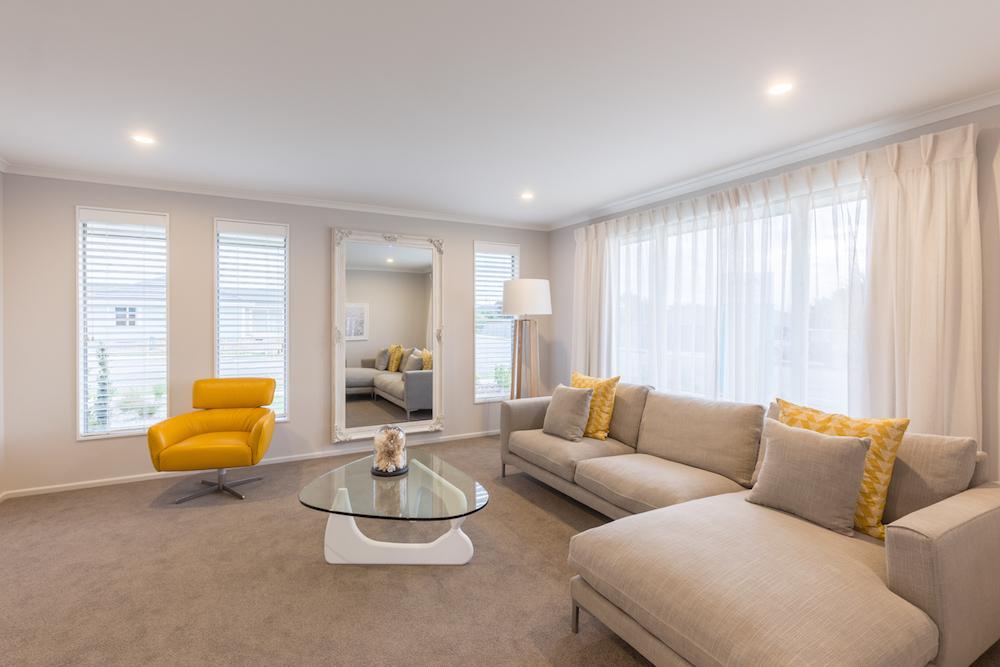 Milestone homes lounge 4