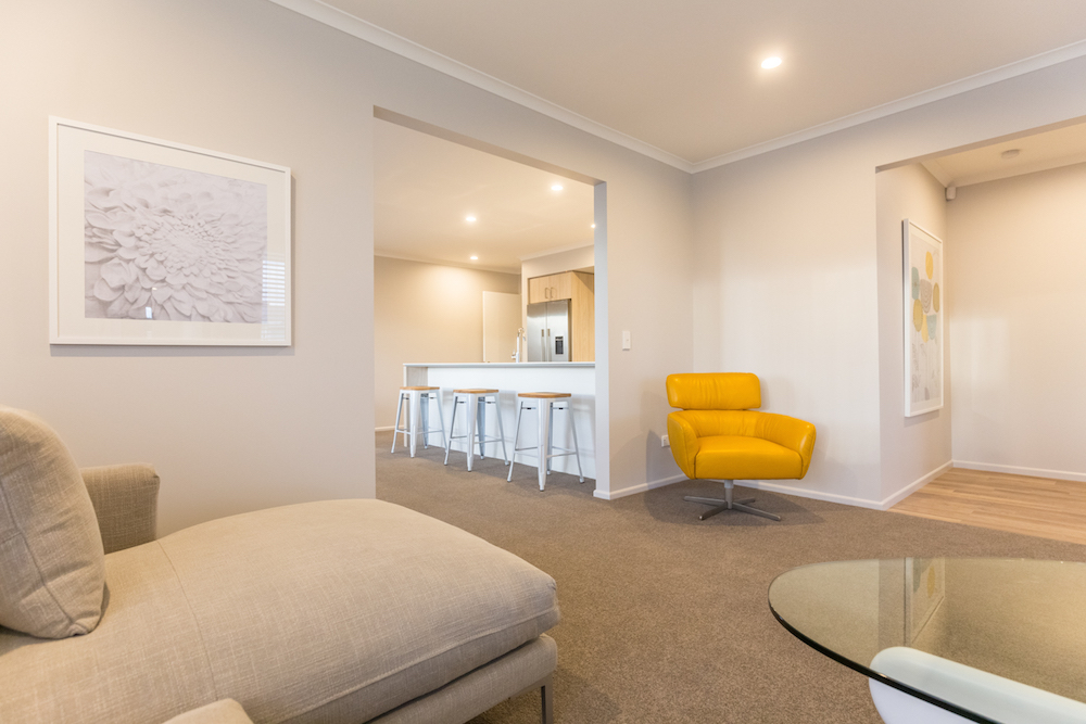 Milestone home living area 5
