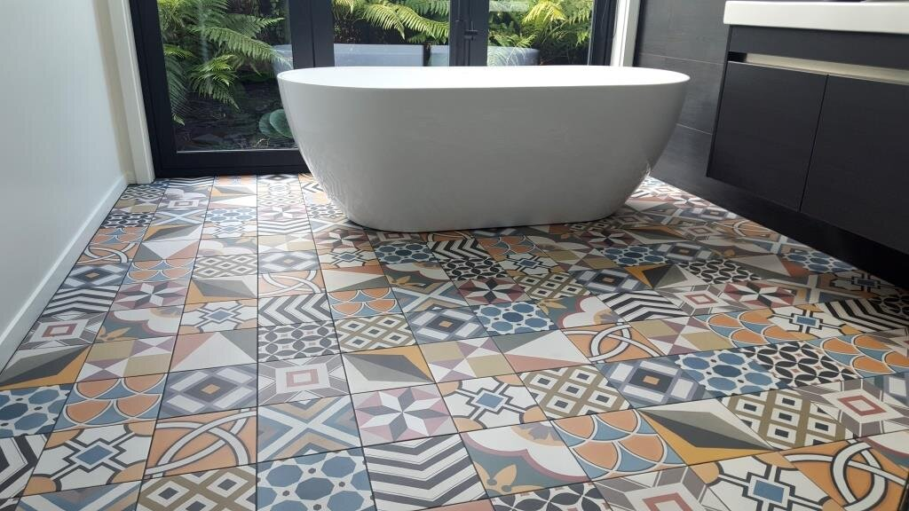 TILE TRENDS -