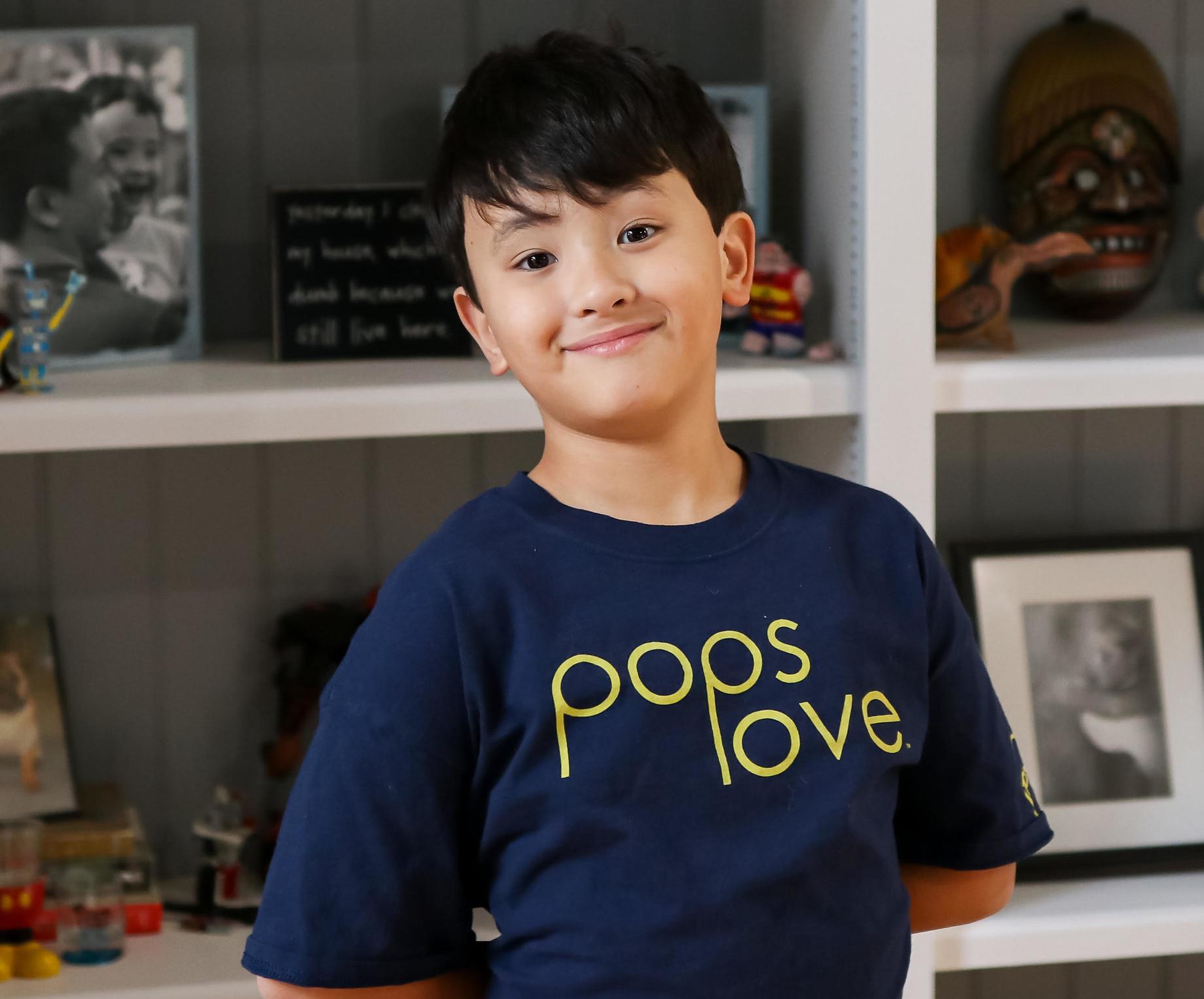 Jonah Hsu, Pops Class of 2031