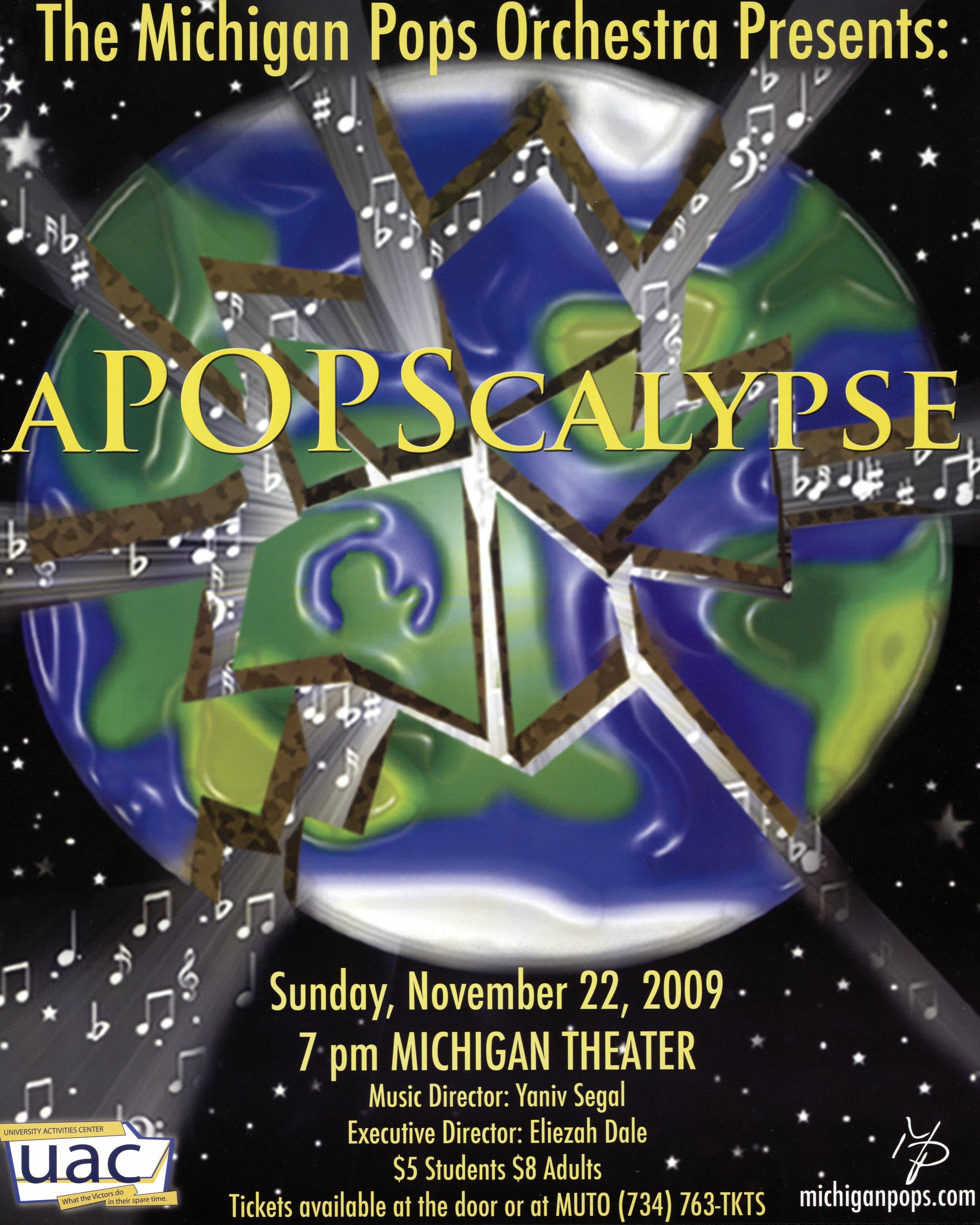 APOPSCALYPSE  November 23, 2009