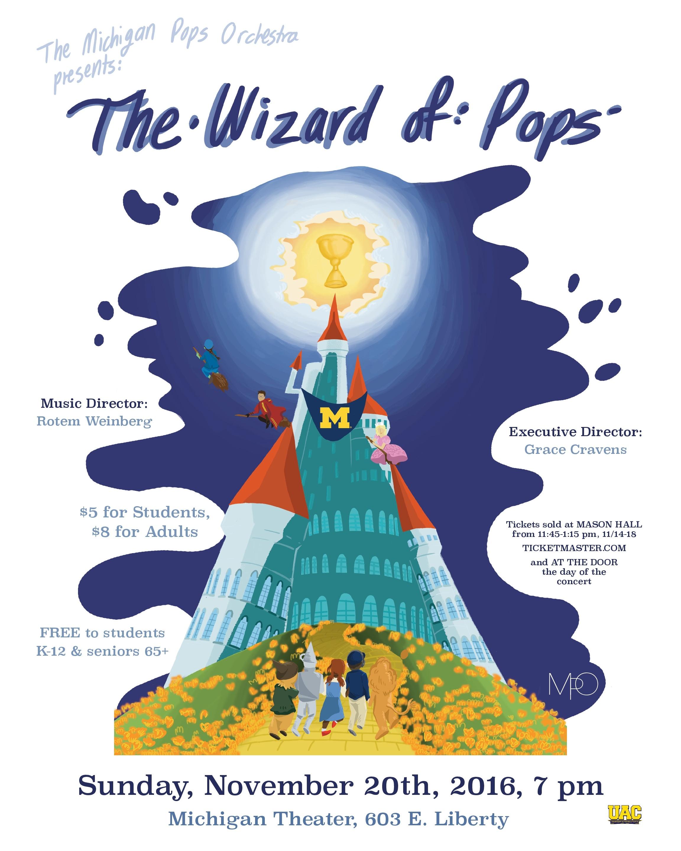 THE WIZARD OF POPS  November 20, 2016