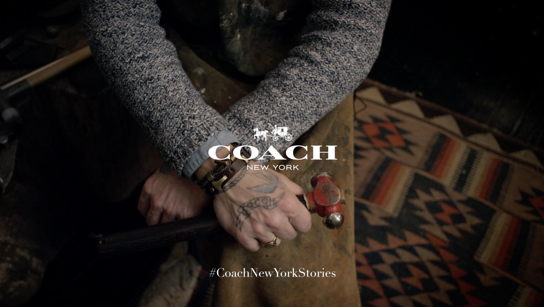 Coach | New York Stories - Philp Crangi