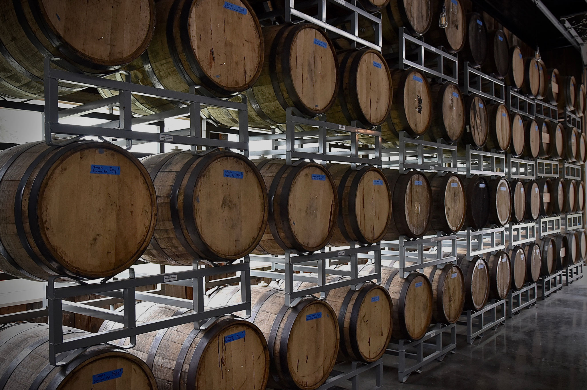 Elder Pine Beer Blending Equipment