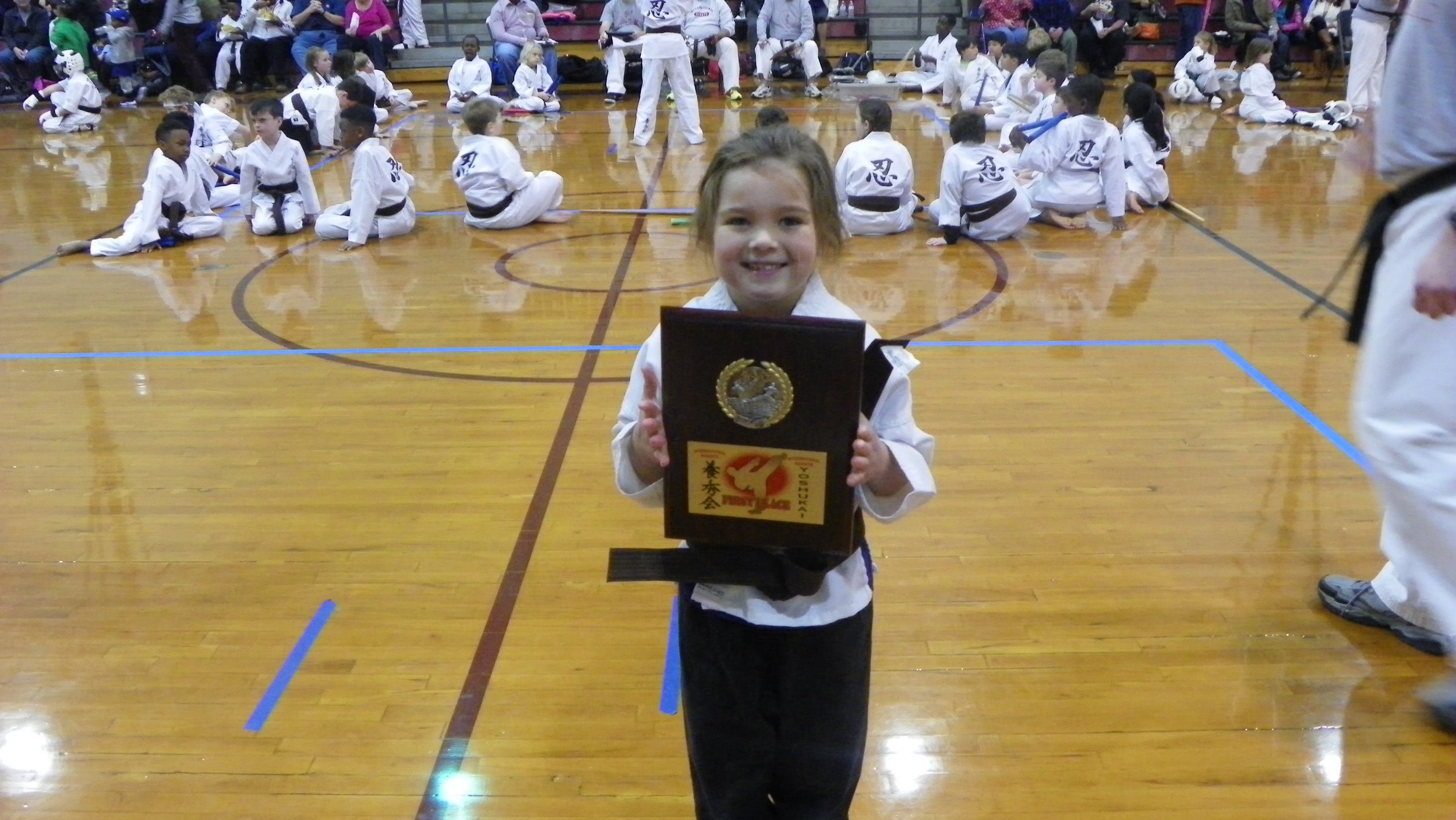 26th Annual IKF Karate Tournment