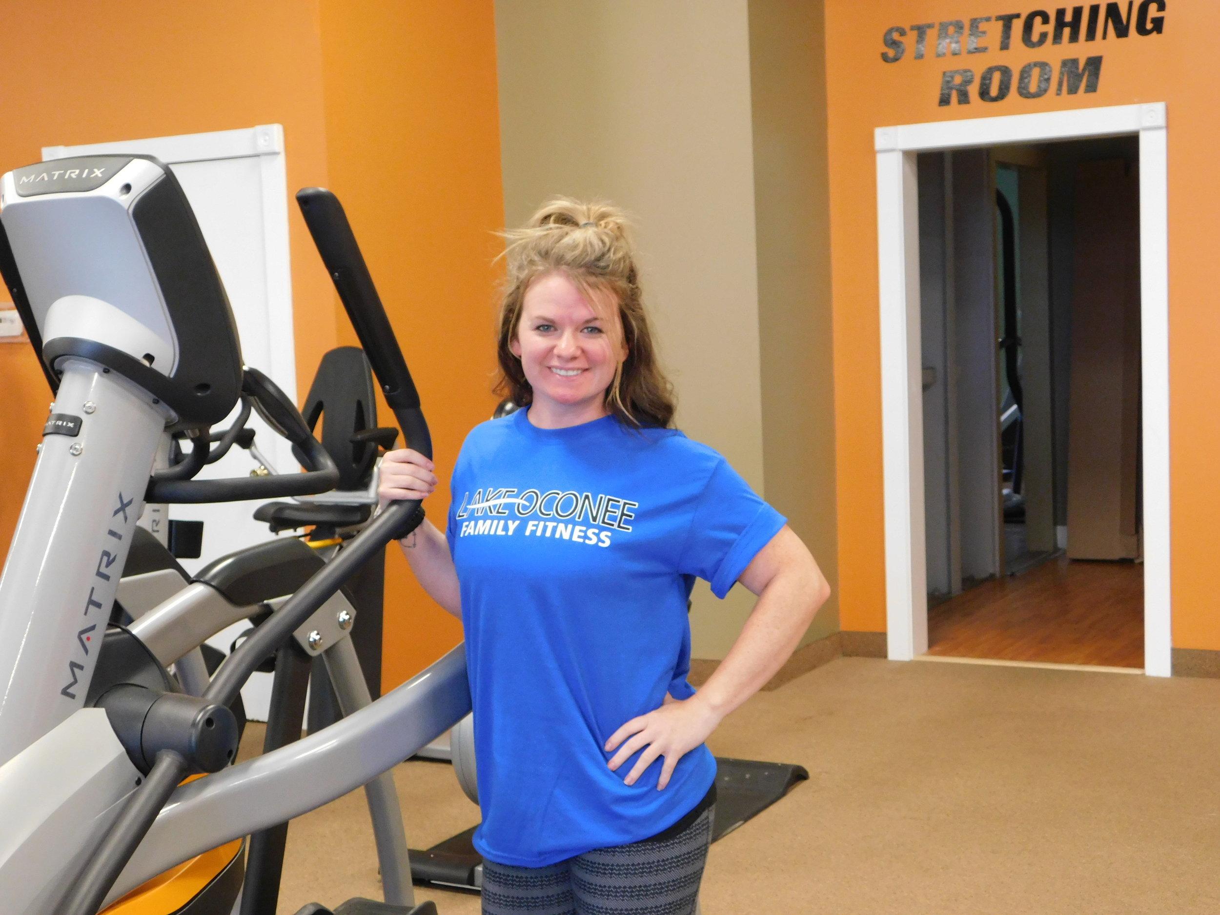 Joni Reynolds  BodyPump Instructor