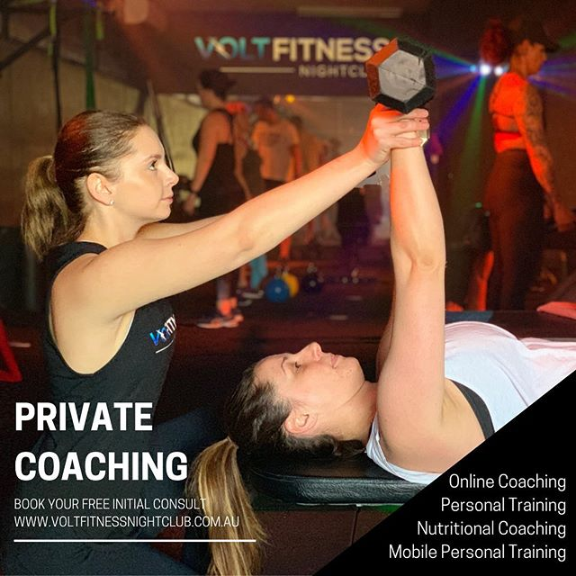 We have a NEW private coaching studio downstairs from our main studio! This means our coaches can now take on private coaching in peak time slots! We also have a shower in the new studio which means you can go straight to work after a PT! . DM us for more details!!