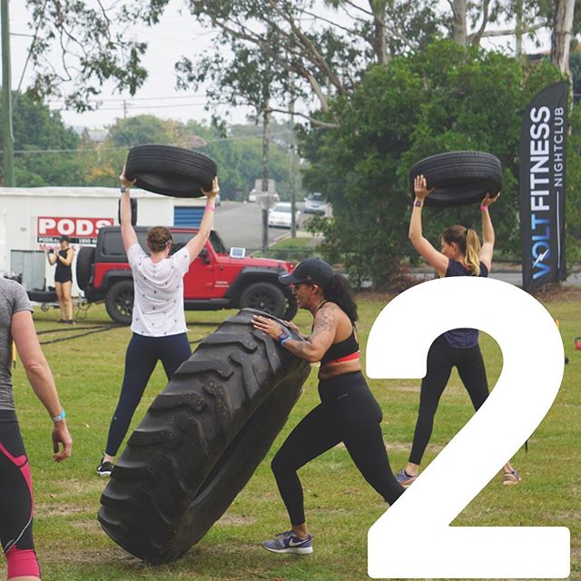 2 SLEEPS until Brisbane's Big Bootcamp is back!! . Tag someone who you would love to come to bootcamp with you!