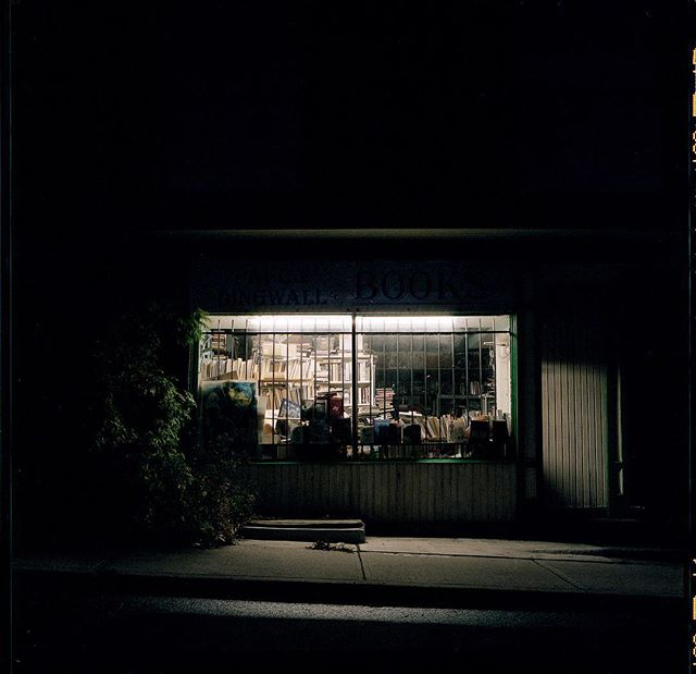 Used Books.⠀ 📖📚 #Hasselblad #midnightcollection #brjann #fujifilm #superia400 #120film #ishootfujifilm #6x6⠀ ⠀