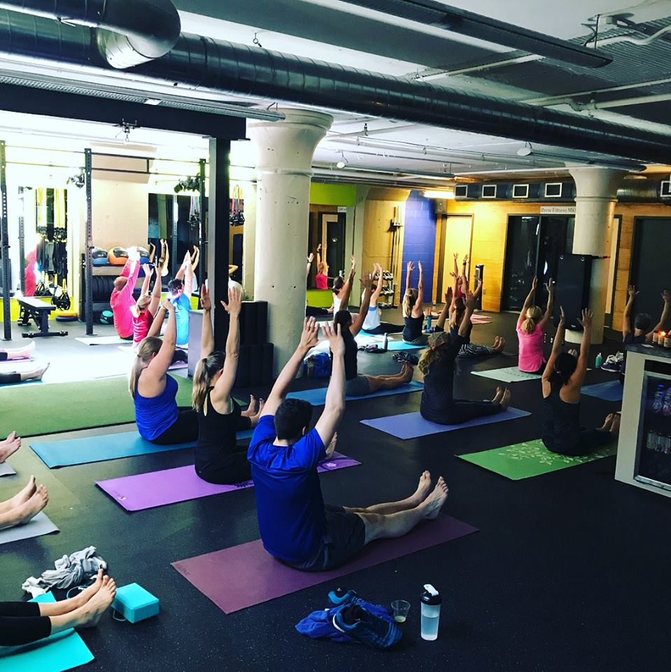 Brew-Fitness-Milwaukee-Group-Training-Yoga-Class