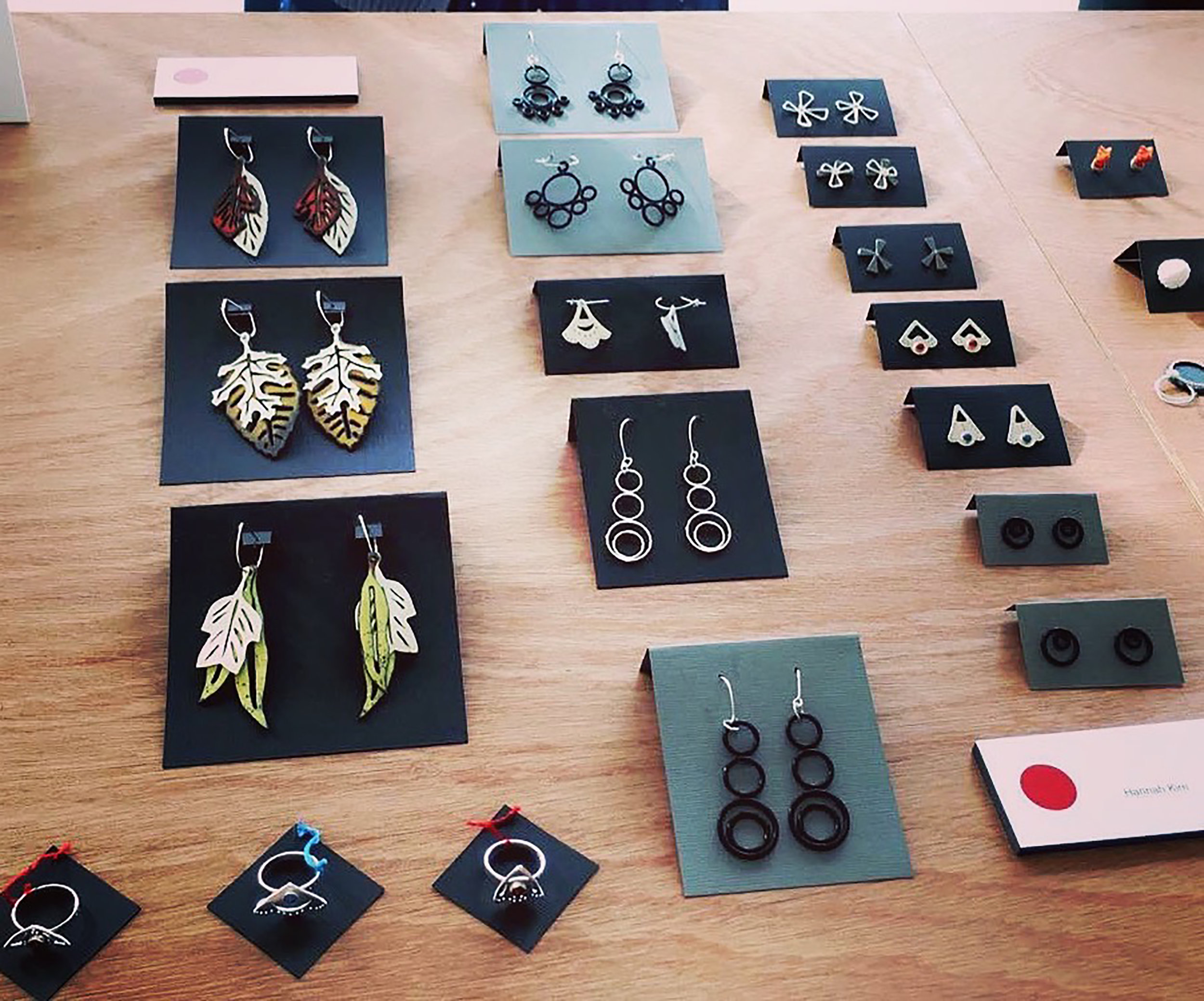 The Red Dot Annual Jewelry Sale: My Work    2016