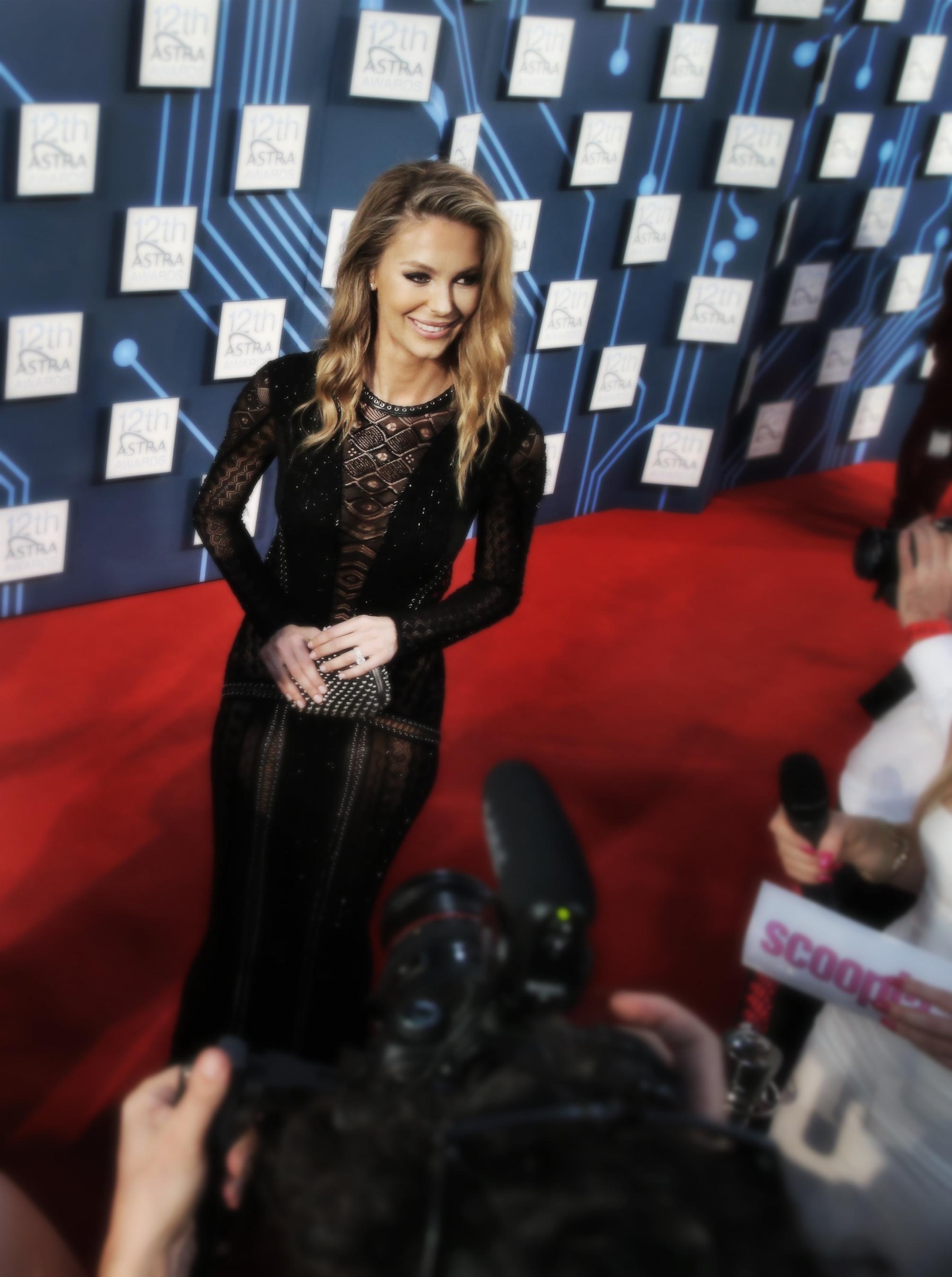 Jennifer Hawkins, Astra Awards