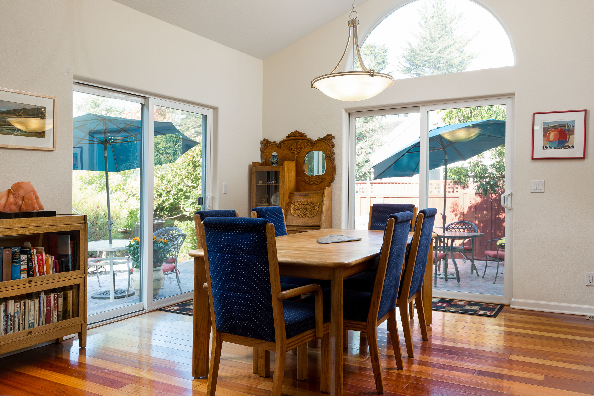 Dining Room in Turnkey Aptos House.jpg