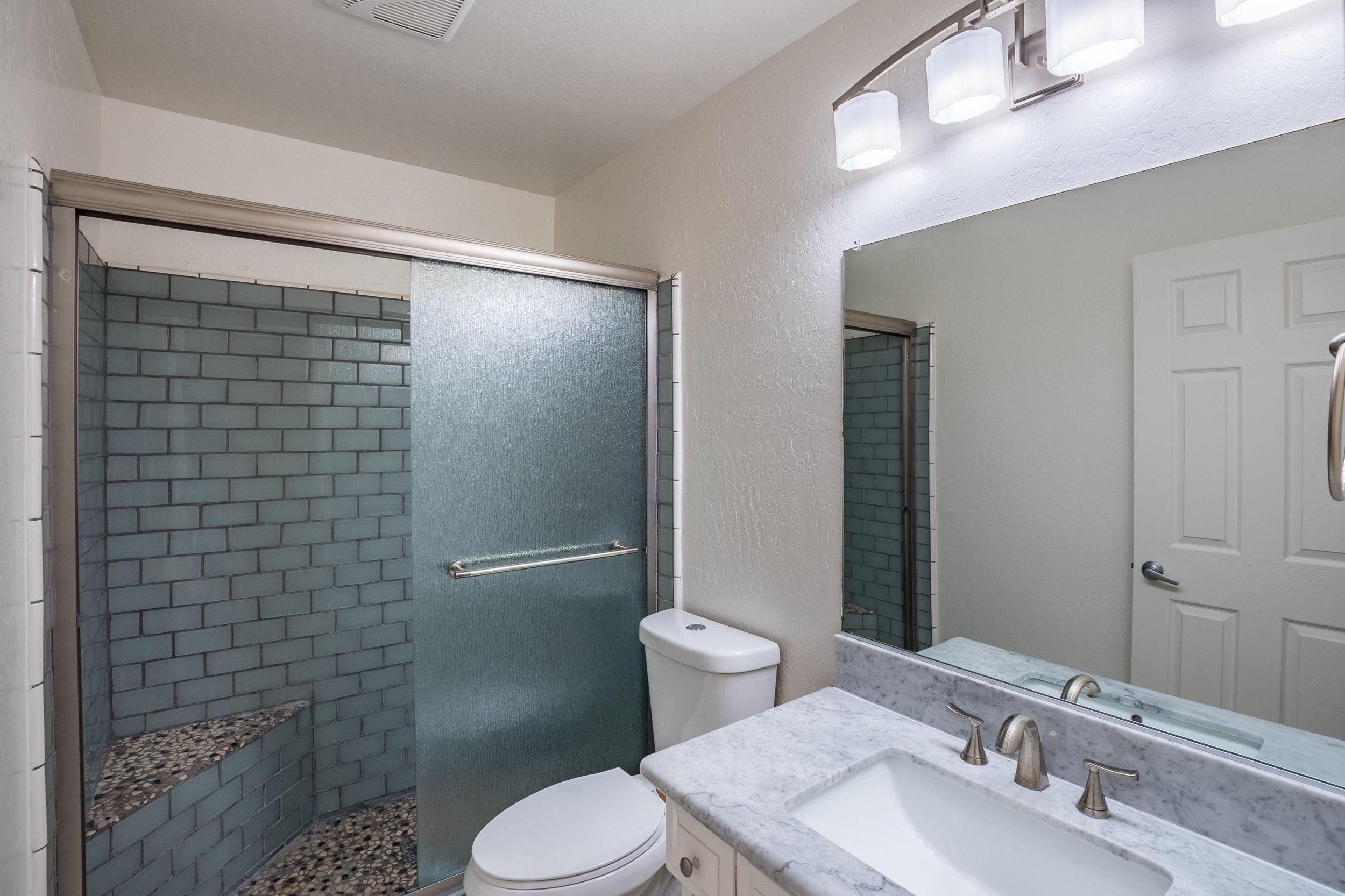 Updated Bathroom in 3 Bedroom 2 Bathroom Condo in Aptos