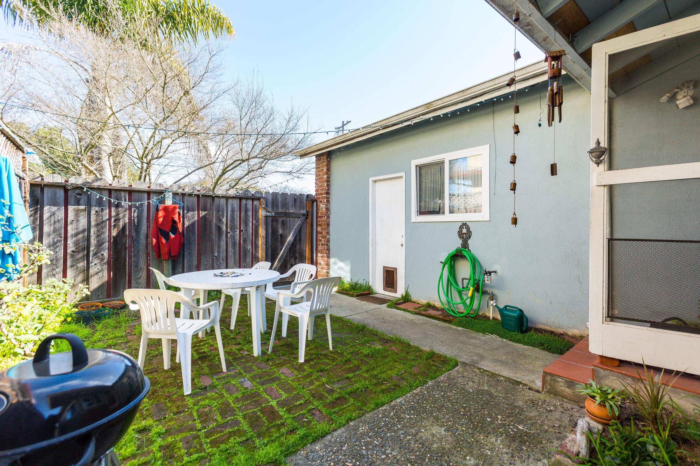 Backyard Santa Cruz