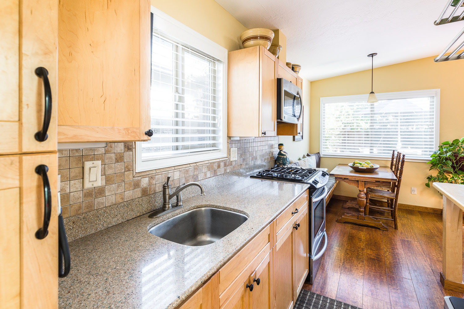 House for Sale in Santa Cruz, California. 573 Bethany Curve, Santa Cruz is a lower westside 2 bedroom 1 bathroom home just a few blocks from the ocean. Presented by Sam Bird-Robinson, Santa Cruz Realtor, of Sereno Group