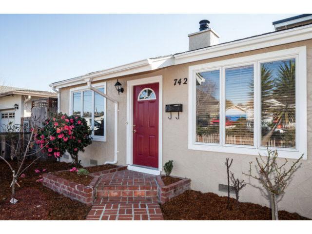Santa Cruz Home with ADU