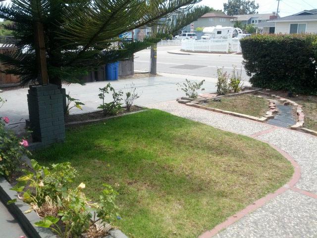 House In Large Lot Near Ocean Real Estate Agents In Santa Cruz.