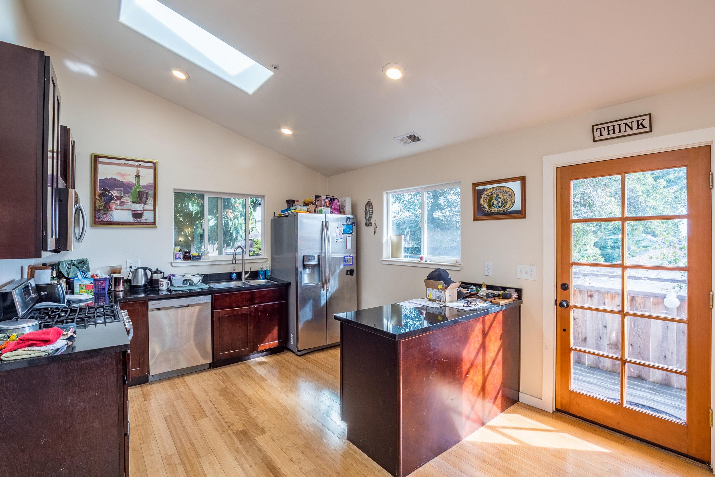 Large House + Ocean View on Westside Santa Cruz Listing Agents