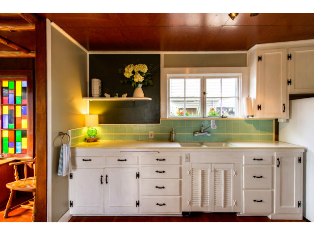 Kitchen Santa Cruz Realtor